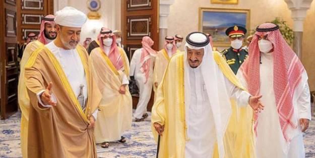 Suudi Arabistan ve Umman'dan İran'a karşı işbirliği anlaşması