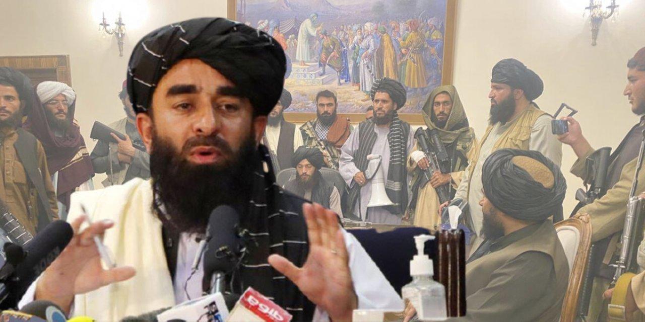Taliban sözcüsü yaptığı açıklama ile Almanya'ya mesaj yolladı!