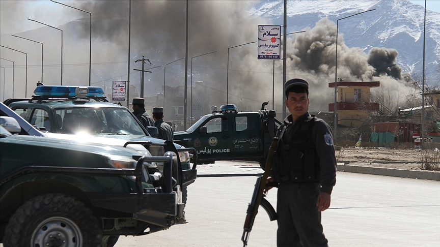 Taliban saldırısında emniyet müdürü ve 14 kişi hayatını kaybetti