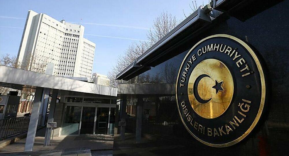 Ankara'dan Galatasaray'ı ülkeye almayan Atina'ya tepki!