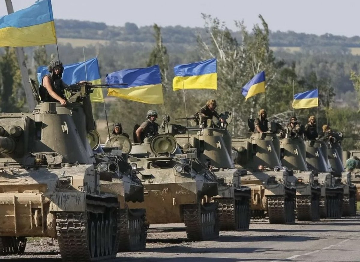 Rusya ile Donbas krizi sonrası Ukrayna'dan askeri karar!