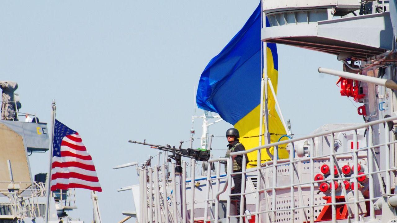 """Ukrayna: """"Karadeniz'deki tatbikat tehditlere karşı dayanışma için"""""""