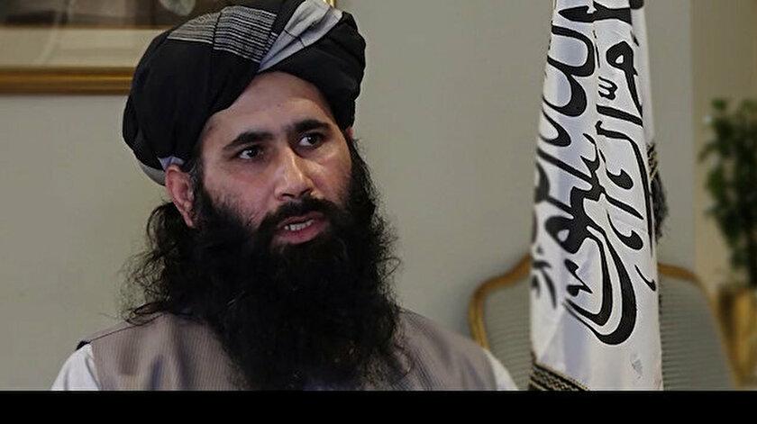 Taliban sözcüsü: Türkiye ile ilişkilerimizde iki temel husus bulunuyor