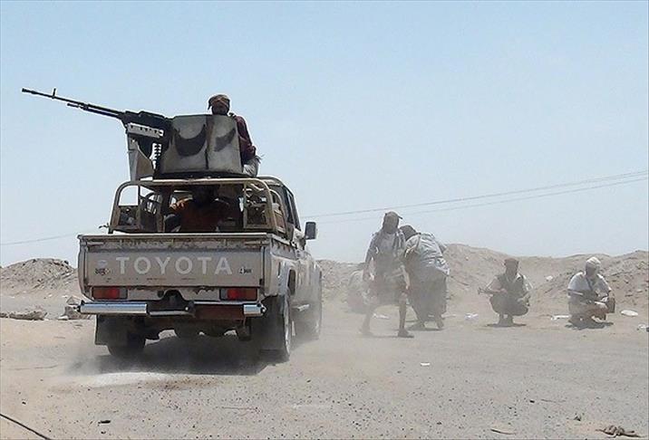 """Yemen'de hava ve kara saldırısı: """"50 İranlı milis öldürüldü"""""""