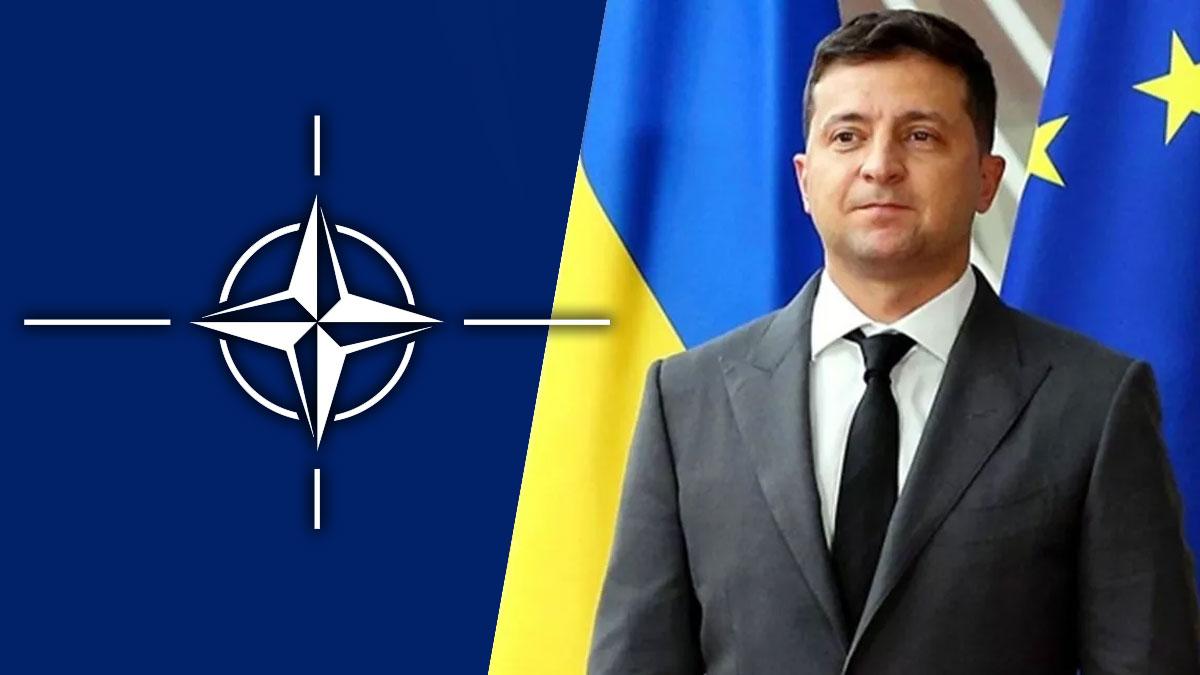 Ukrayna'nın NATO açıklamasına Rusya'dan yanıt!