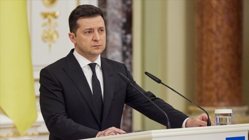 Ukrayna'dan Rusya'ya yaptırım uygulansın çağrısı!