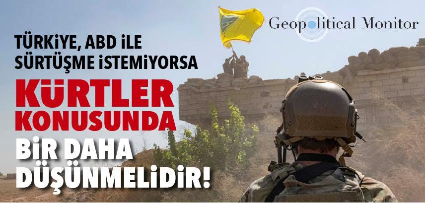 Olası bir operasyonun Kobani'ye dokunması Batı'yı daha fazla öfkelendirir!