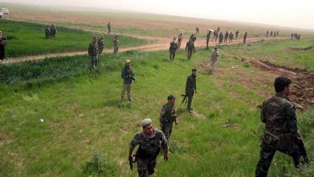Rojava'da hareketlilik: Mevziler güçleniyor, askeri takviyeler yapılıyor!