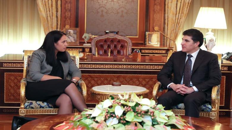 Yeni Zelanda Kürdistan Bölgesi'ne teşekkür etti