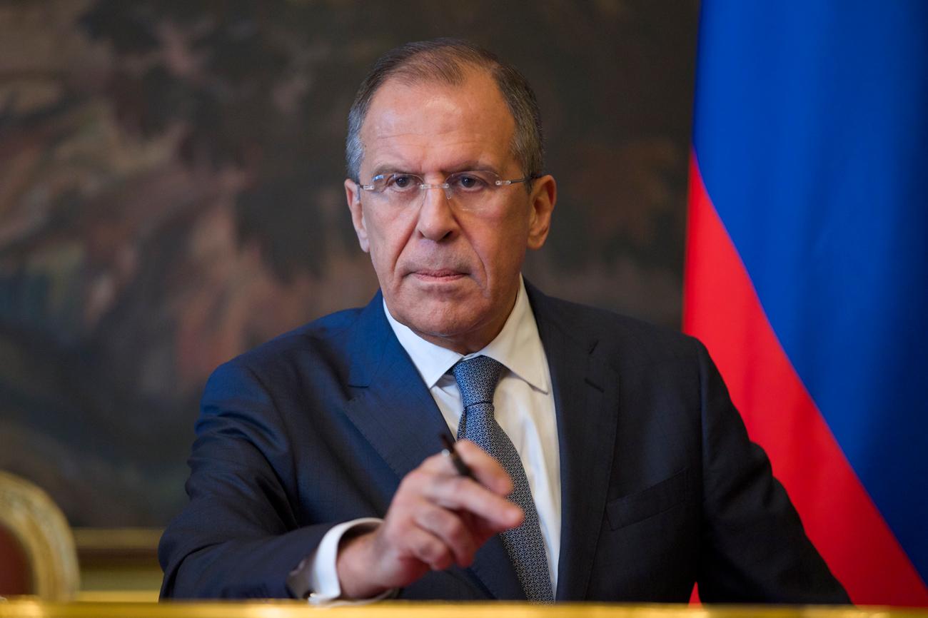 Lavrov'un gündemi Rojava: ABD, sözde devlet kurmak istiyor