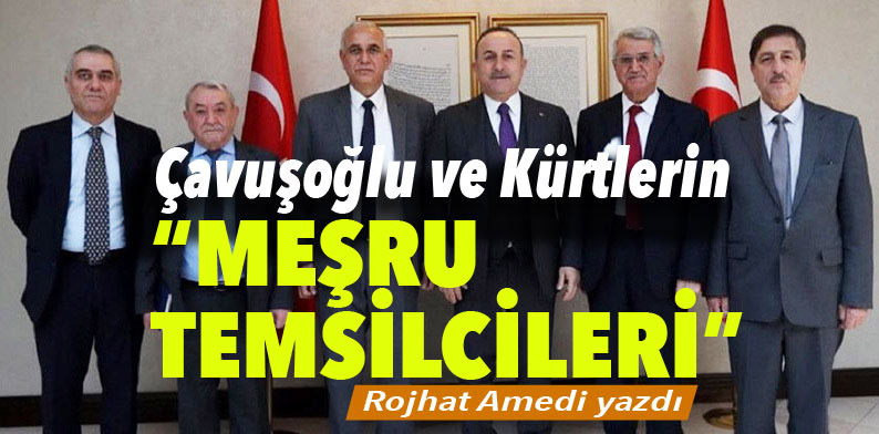 Bölgede sıkışan Türkiye'nin yeni oyunu Kürtler mi?