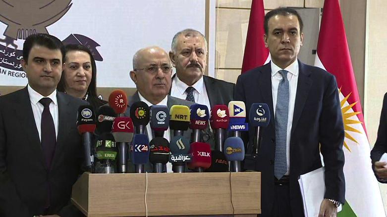Kürdistan hükümeti ile Bağdat arasında anlaşma sağlandı